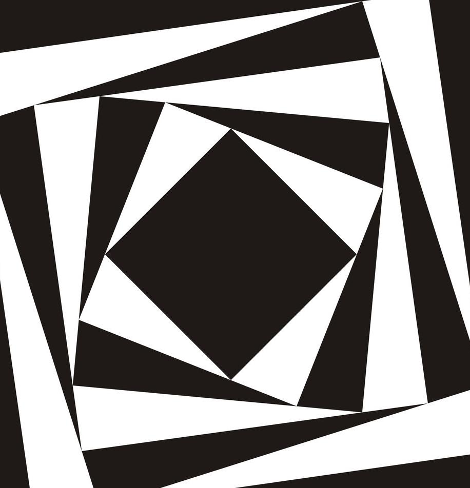 平面构成描述,大千世界,每一个复杂的物体,说到底,都是由基本的点